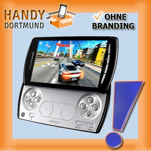 Sony-Ericsson-Xperia-Play-Z1i-Smartphone-black-GEBRAUCHTER-ZUSTAND-HANDLER